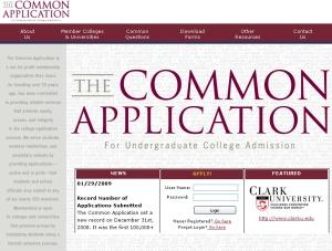 common-app